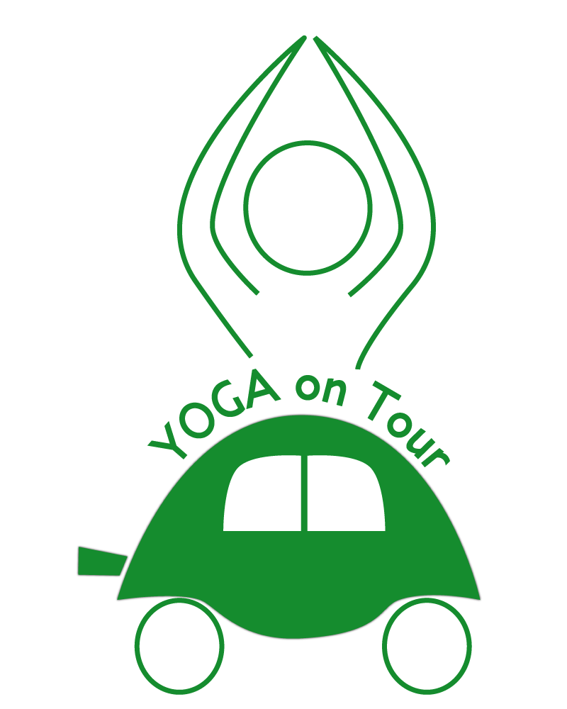 Yoga On Tour Logo